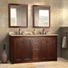bathroom ideas white double sink 60 inch vanity under intended for