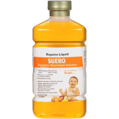 Suero Pediatric Electrolyte Solution - 33.8oz