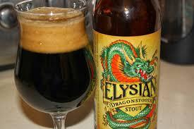 Elysian Pumpkin Ale by Mould U0027s Beer Blog January 2014