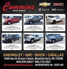 100 Mcatee Truck Sales BackToSchool Checklist