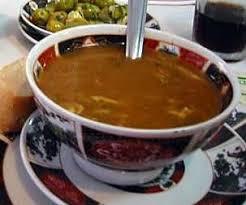 cuisine marocaine harira recette de harira soupe marocaine du ramadan
