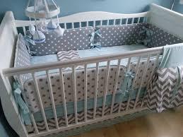 Etsy Baby Bedding by Crib Bedding Baby Bedding Cot Set Crib Set Blue And Gray