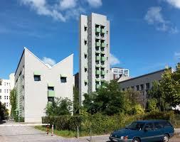100 Architects Wings John Hejduks Kreuzberg Tower And Uncube