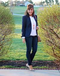 27 days of spring fashion navy blazer grace u0026 beauty
