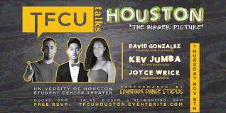 TFCU Talks Houston The Bigger Picture TFCU Talks