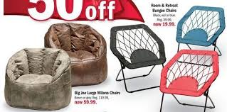 Bungee Chair Target Weight Limit by Meijer Black Friday Room U0026 Retreat Bungee Chairs For 19 99