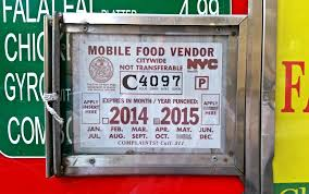 100 Food Truck License Nyc Stricter Rules Fail To Dent Black Market For Vendor Permits WNYC