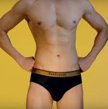 CHICTRY Mens GString Thongs Underwear Faux Leather Bikini Briefs