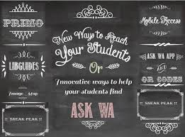 Chalkboard Style Poster Design Fonts Love Librarian