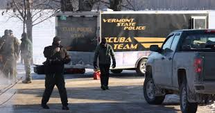 100 Man Found Dead In Truck Police Found Dead 150 Yards From Submerged Truck