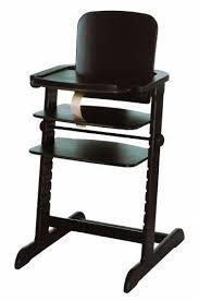 geuther chaise haute geuther chaise haute évolutive family wengé ebay