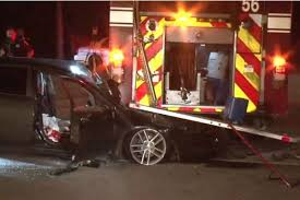 Driver Slams Into HFD Fire Truck, Gets Trapped In Crushed Car ... Watch This Porsche Driver Brake Check A Fire Truck In Prague Unbelievable Bomets Sh7 Million Engines Are Actually Car Wash Video Dump Truck Catches On Fire Abbotsford Aldergrove Star Driving At Full Speed In Barcelona Stock Video Footage Parker Purchases New Moore Industrial Hdware Amazon Prime Instant Video Uk Newonamzprimeuk Fire Truck For Kids Real Big Engine And Tour Red Kids Song Music Surveillance Shows Miami Crash