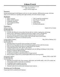Sample Resume Factory Worker Maintenance Professional General Cover Supervisor Superintendent