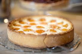 rezept leckerer aprikosen schmand kuchen leichter