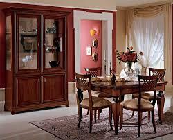 esszimmer wohnzimmer design italien klassik stilmöbel