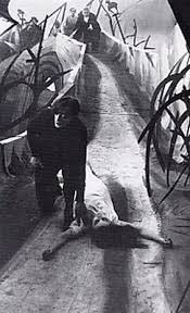 The Cabinet Of Doctor Caligari 1920 by The Cabinet Of Dr Caligari 1920 Robert Wiene