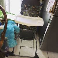 Cosco Flat Fold High Chair by Cosco Slim Fold High Chair Wild Things Dorel Juvenile Group Reviews