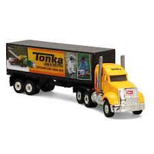 Amazon.com: Tonka Metal Diecast Bodies Big Rig Long Haul Semi-Truck ... Funrise Toy Tonka Classics Steel Fire Truck Walmartcom Amazoncom Retro Tow Toys Games Buy Metal Diecast Bodies Vintage Dumper Cstruction Crew Small Tonka Trucks Amazing Dump Green And Yellow 90697 Classic Front End Loader Vehicle Ebay Old Mighty Whiteford Wwwkotulas Ffp Metal Tonka Fire Truck 3 Original In Hoobly Classifieds Xmb975 Turbo Diesel Pressed Pin By Craig Beede On Truckstoys Pinterest Toys