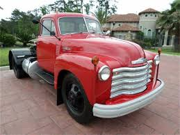 1951 Chevrolet Truck For Sale In Wisconsin
