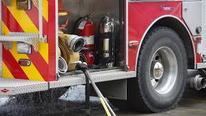 100 Black Fire Truck Fighter Dies Battling Blaze In Hills Of South Dakota The