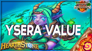 Control Priest Deck Ungoro by Hearthstone Value Ysera Spell Dragon Priest Deck Tech