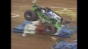 100 Monster Trucks Atlanta Jam 2003 Highlights Trucks Pinterest