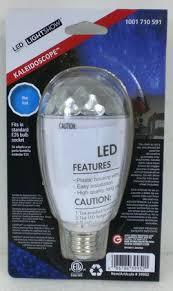 gemmy lightshow led projection standard light bulb