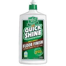 Zep Floor Finish On Rv by Zep 128 Oz Wet Look Floor Polish Zuwlff128 The Home Depot