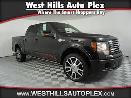 Pre-Owned 2010 Ford F-150 Harley-Davidson AWD SuperCrew 145