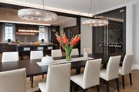 Dining Room Table Modern Glam Home