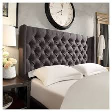 Roma Tufted Wingback Bed by Best 25 Wingback Headboard Ideas On Pinterest Wingback Bed