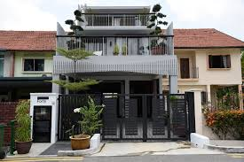 100 Terrace House In Singapore Our Projects SC Consultants