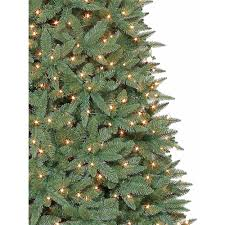 9 Ft Pre Lit Pencil Christmas Tree by Holiday Time Pre Lit 12 U0027 Williams Pine Artificial Christmas Tree