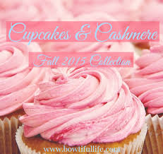 Cupcakes Cashmere Fall 2015 Collection