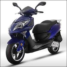 2017 Falcon8ZNEN New Patent 150cc Gas Sporty Alloy Wheel Scooter