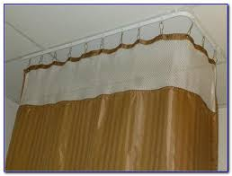 Ceiling Mount Curtain Track Amazon by Ceiling Curtain Track Amazon Chairs Home Decorating Ideas