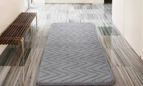 Extra Large Bathroom Rugs And Mats by Captivating Memory Foam Bath Rug Extra Long Memory Foam Bath Rug