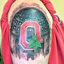 Ohio State Brutus Pumpkin Stencil by Best 25 Ohio State Tattoos Ideas On Pinterest Ohio State Crafts