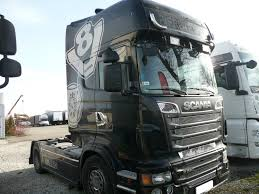 SCANIA R560, Automat, Euro 5, Retarder Tractor Units For Sale, Truck ...