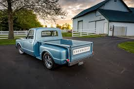 They Turned This 1967 Chevy C10 Into A '60s Muscle Car - Hot Rod Network 6772 Chevy Truck Longbed 1970 Beautiful Custom 67 New Cars And I Wann See Some Two Door Short Bed Dullies The 1947 Present 1967 C10 22 Inch Rims Truckin Magazine 1972 Chevy Trucks Youtube To Mark A Century Of Building Names Its Most Truck Named Doc Dream Pinterest Classic 6768 C10 Roll Back Db D Rebuilt To Celebrate 100 Years Making Trucks Chevrolet Web Museum
