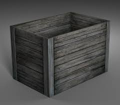 Preview A Simple Wooden Crate