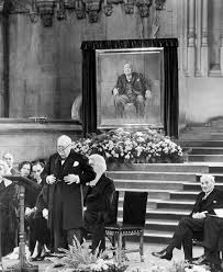 Winston Churchills Iron Curtain Speech by 5 Historic Tributes Gone Horribly Wrong History Lists