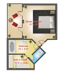 master bathroom and closet floor plans image of bathroom