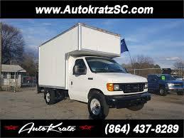 100 Used Trucks Anderson Sc 2007 Ford Econoline E350 Super Duty For Sale In