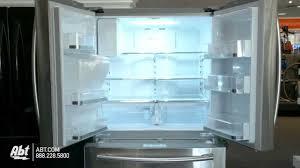 Samsung Counter Depth Refrigerator by Samsung Rf24fsedbsr Aa Counter Depth French Door Refrigerator