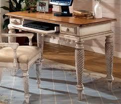 Hillsdale Wilshire Desk Antique White 4508 860 859