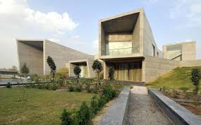 100 Sanjay Puri Architects The Courtyard House By