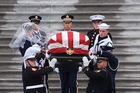 McCain's Final Washington Tribute - POLITICO