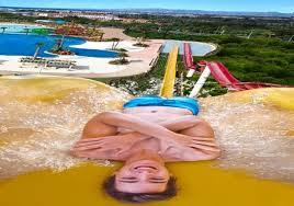 parc aquatique port aventura cing la pineda de salou cing catalogne espagne a