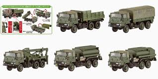 Kampfgruppe 1/144: 1/144 JGSDF Type 73 Truck Set - Aoshima Car Brochures 1974 Chevrolet And Gmc Truck Chevy 1957 Intertional Ihc Model Acf 170 180 Gas Lpg Sales Brochure German Vw Type 2 Single Cab Ad Pinterest Volkswagen Vw Bus Autonomous Trucks Market Global Industry Size Share Forecast 2024 Type Of Pickup Best Image Kusaboshicom What Of Trucks Does Forrest Logistics Provide Bodies Any Australian Built High Quality Body Blueprints Toshibatype 81 Surfacetoair Missile M Is For Minitrucks Part Types 11b Small Scale World China Feling Cargo Boxsvanclosed Typelcvlight Duty Moscow Sep 5 2017 View On Gray Bolstertype Truck Volvo Fh 460